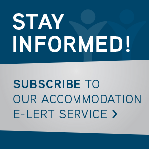 ACCOMMODATION E-LERT